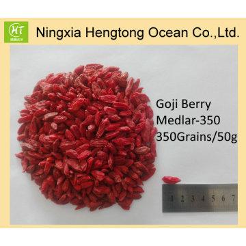 High Quality Organic Goji Berry From Ningxia