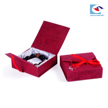 Small quantity paper different sizes jewelry gift boxes necklace packaging wholesale