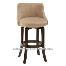 Swivel high back stool chair for event XYH1017