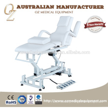 Massagem Quiroprática Facial Bed Electric Physical Therapy Table