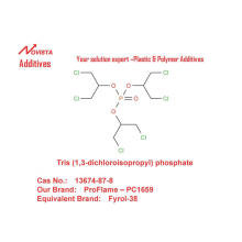 TDCP Tris (2,3-dichloyopropyl) fosfaat vlamvertrager
