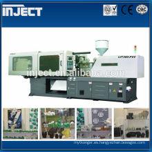 Operación silenciosa máquina de inyección de plástico de PVC