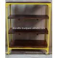 Industrial Loft Display Rack