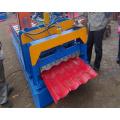 Máquina formadora de rolo de telha barata Dx
