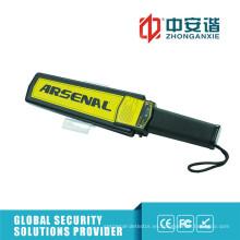 Detector de metales duradero Detector de metales portátil de peso ligero