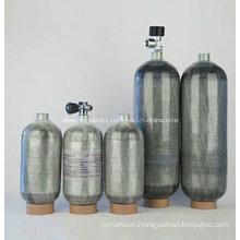 Carbon Fiber Wrapped Cylinder