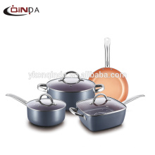 italian ceramic copper cookware