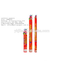 Vente chaude Bar Concert Confetti Rose Pétale De Mariage Confetti Shooter Fabriqué En Chine