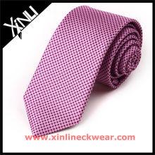 Fábrica profesional del lazo de la seda del diseño del OEM
