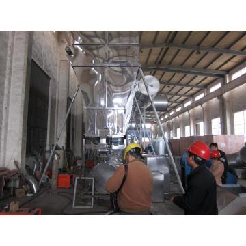 Xf Series Horizontal Continuous Fluid Drying Equipment for Pellet