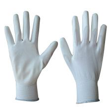 13g elektrische Sicherheit Nylon PU beschichtet Handschuh