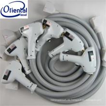 protable 810nm Diode Laser Bauch Laser Griff für Haarentfernung Maschine