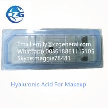 Solución viscoelástica para maquillaje con ácido hialurónico