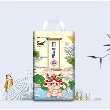 Diaper factory offer custom Disposable baby diaper stocklot cheap price wholesale grade A baby diaper manufacturer in bulk