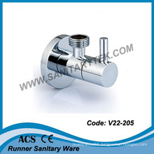 Chrome Brass Angle Valve (V22-205)