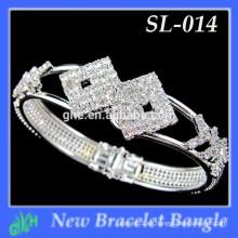 Nuevo brazalete de pulsera de oro de moda de Yiwu nueva pulsera