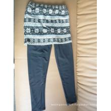 Pantalon habillé à la mode