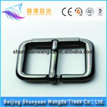 2016 New Product China Wholesale bag parts lock metal bag buckle