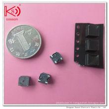 3V plus petit lecteur externe High dB Magnetic SMD Buzzer