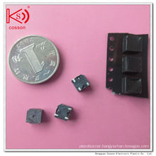 3V Smallest External Drive High dB Magnetic SMD Buzzer