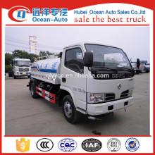 DFAC 5000L capacity water tanker truck for sale