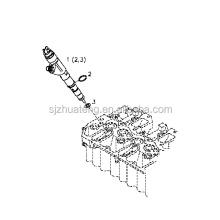 Original common rail Fuel Injector 04290986, TCD 2013 fuel injector