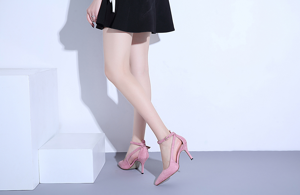 Pointed Toe Heel Pumps
