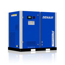 Oil injected star delta starting air compressor