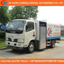 Brand Washing Guardrail Truck Caminhão de limpeza de guardrail de China