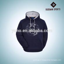 Hoodies vierges en gros femmes haute qualité personnalisée imprimé coton personnalisé hoodies en gros pour hommes