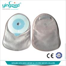 Одноразовый цельный закрытый мешочек для стомы