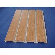 PVC Slatwall Panel/ Easy Install Wall Board