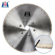 Circular fulux diamond saw blade