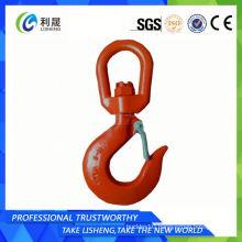 Safety Latch G80 Swivel Hook