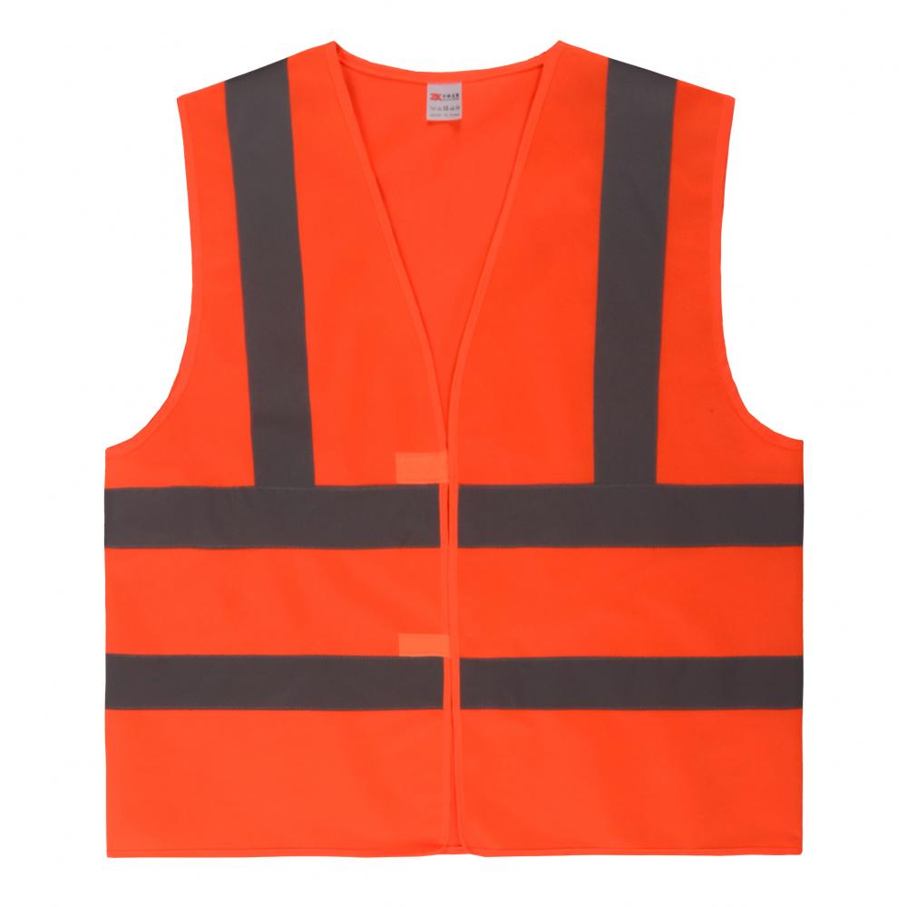 100 % Polyester Warning Vest