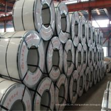 TISCO 304.316.201.430,1.4401,1.4404 bobina de acero laminado en frío