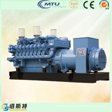 China Fábrica 800kVA Mtu Motor Diesel Power Genset
