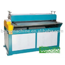 Metal sheet beading machine
