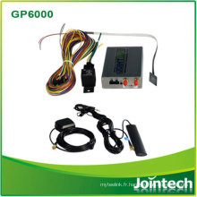 GPS Tracker pour la solution de gestion de flotte