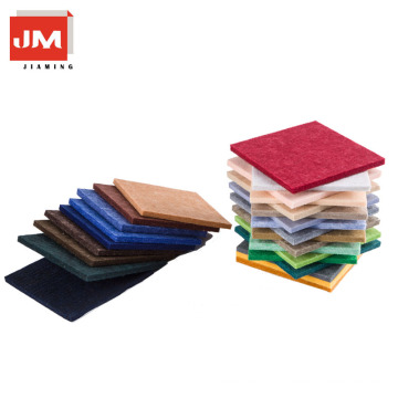 soundproof wall polyester fiber acoustic panel