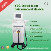 Y9c 808 Diodenlaser-Haarentfernungs-Maschine