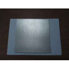 1050 Embossed Aluminum Plate with Diamond Pattern