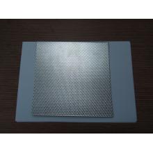 1050 Placa de alumínio em relevo com padrão de diamante