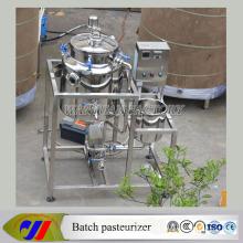 50L Electric Supply Breakfast Milk Batch Pasteurizer