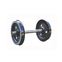 super mine car wheel track rail wheel