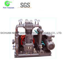 Газовый компрессор N2 для замены газообразного газа или наполнения азотной бутылки