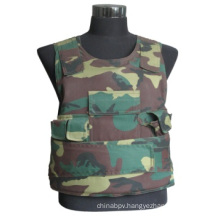 Tactical Type 2 Military Equipment 3 Grade Protection Soft Bulletproof Vest