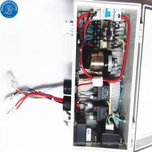 Harnais de fil de relais de boîte de commande électrique pour la voiture avec des connecteurs mâles et femelles