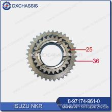 Genuine NKR Transmission Mainshaft 5TH Gear Z = 25: 36 8-97174-961-0