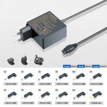 Kfd 45W Universal Ultrabook DC Power Adapter Wall Charger